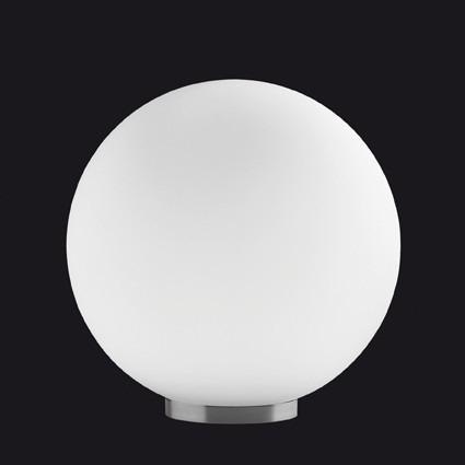 Lampka IDEAL LUX Mapa TL1 D30 Bianco