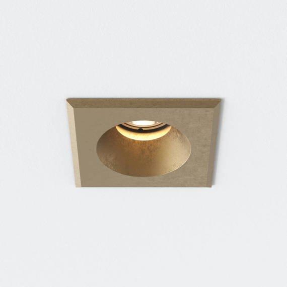 Solway Square 1416002 Mosiądz Podtynkowa lampa Astro