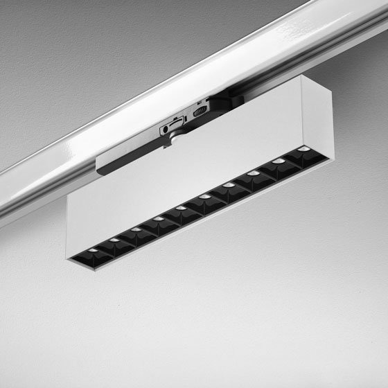AQForm Rafter points 40 cm biały Reflektor TRACK