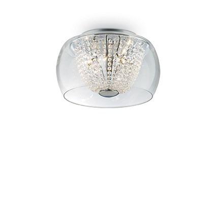 AUDI-61 PL6 133898 Lampa sufitowa Ideal Lux chrom