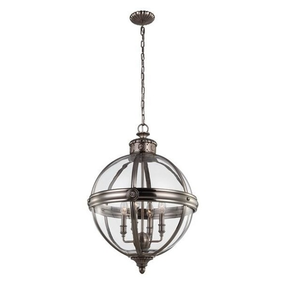 Adams FE/ADAMS/4P ANL Lampa wisząca Elstead Lighting