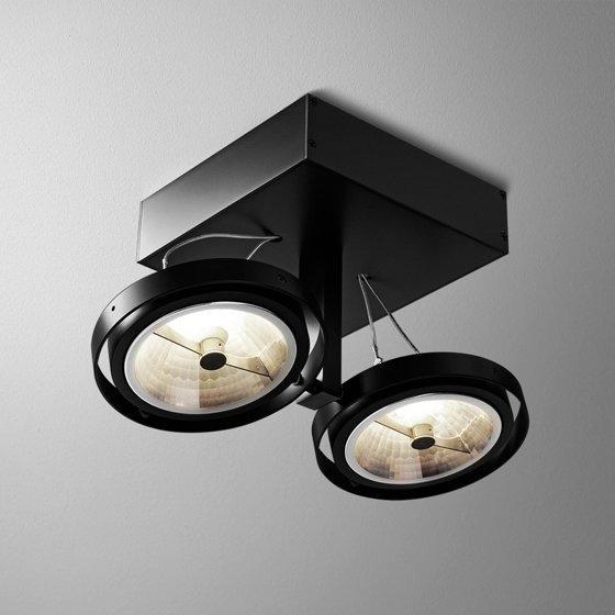 Aqform Reflektor BARES czarny 14712-0000-T8-PH-02