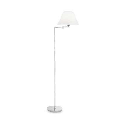 BEVERLY PT1 126807 Lampa stojąca Ideal Lux chrom
