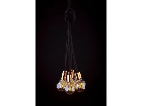 Cable Black/Copper 9746 Nowodvorski Lampa wisząca