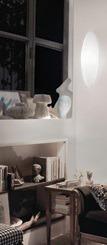 DODO PP34 biały Kinkiet VISTOSI 34 cm