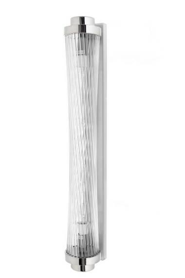 Kinkiet Długi Chromowy Berella Light Kona Wall 80 CH BL5428