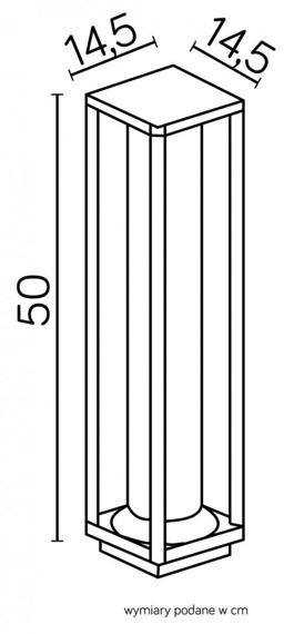 Porto M1932-500 Lampa Stojąca SU-MA