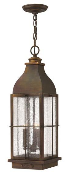 Lampa Zewnętzna Wisząca Elstead BINGHAM 8