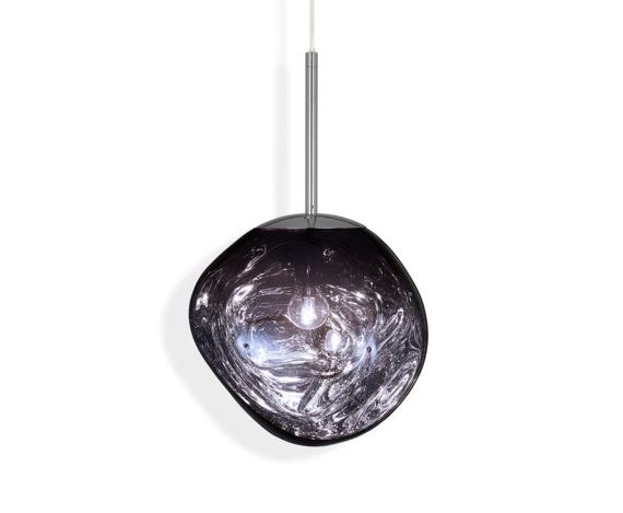 Lampa nowoczesna Tom Dixon Melt mini smoke