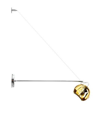 Lampa ścienna Fabbian BELUGA COLOUR D57 D03 04 yellow