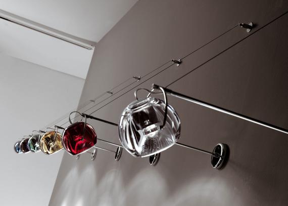 Lampa ścienna Fabbian BELUGA COLOUR D57 D03 41 copper