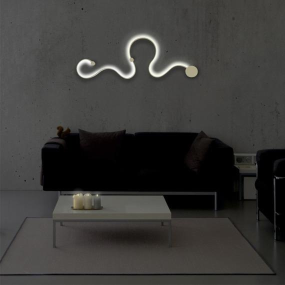 Lampa ścienna Mariel 3618 Light.it Biały