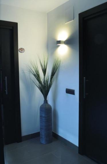 Lampa ścienna Novolux Exo Rett 504C-L0105A-01