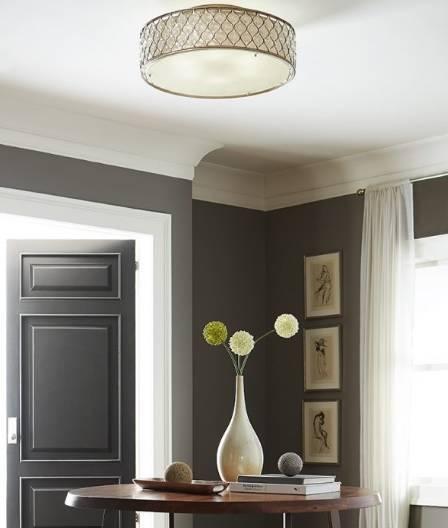 Lampa sufitowa Elstead Lighting Lucia FE-LUCIA-6SF-L