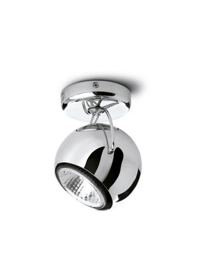 Lampa sufitowa Fabbian BELUGA STEEL D57 G11 15