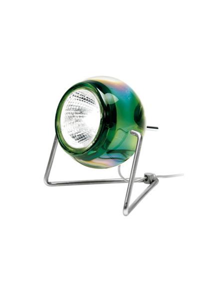 Lampka stojąca Fabbian BELUGA COLOUR D57 B03 43 green