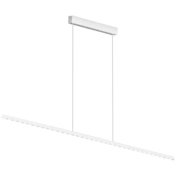 Listwa Led 89 cm Lampa wisząca biała 67002 Ramko