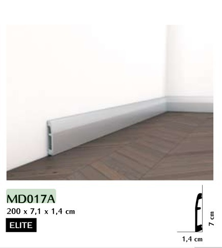 Listwa przypodłogowa Mardom MD017A
