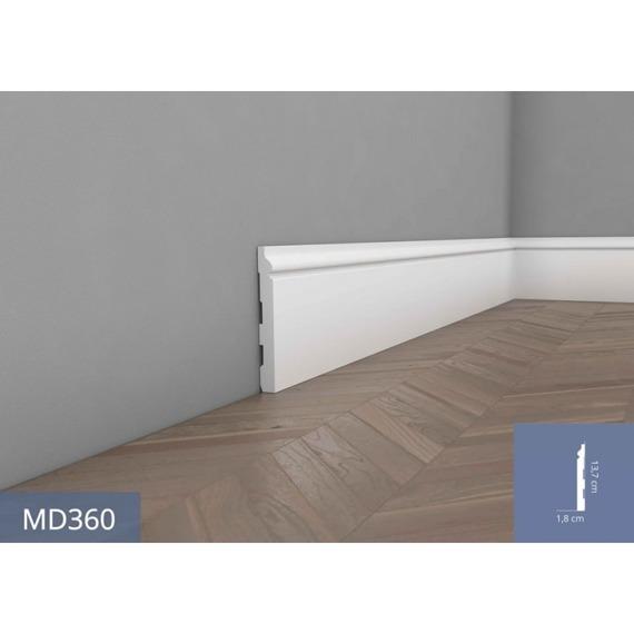 Listwa przypodłogowa Mardom MD360