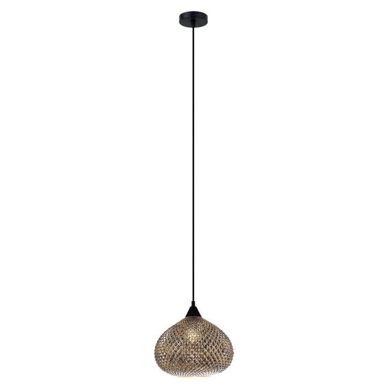 Lorean MDM-3330/1 BK+SL Lampa sufitowa Italux