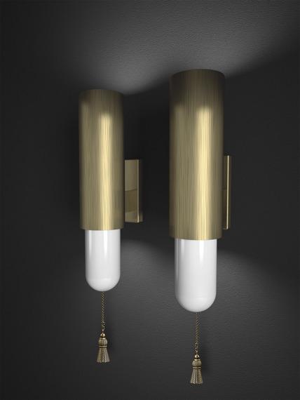 Lucrezia 4027/AP Italamp Lampa ścienna