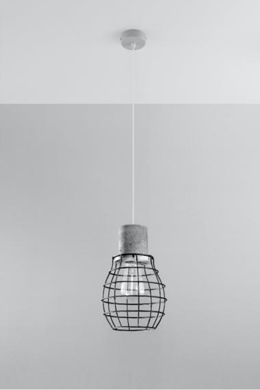 Lugo SL.0285 Sollux Lighting Żyrandol
