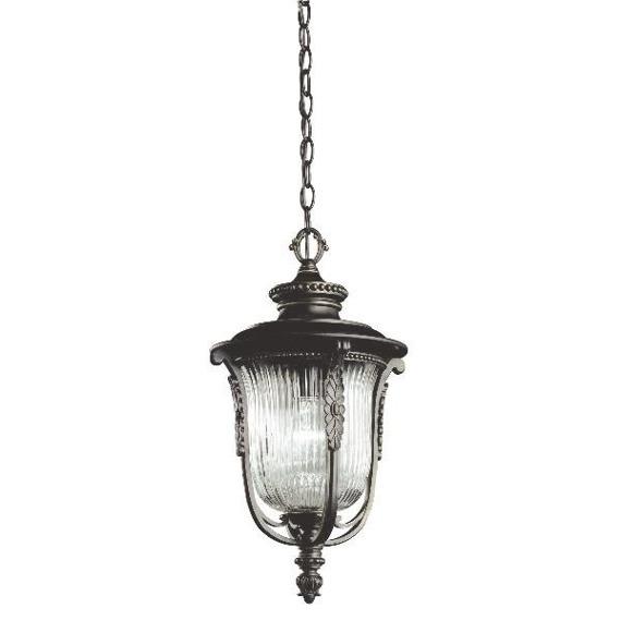 Luverne KL/LUVERNE8/M Lampa wisząca Elstead Lighting