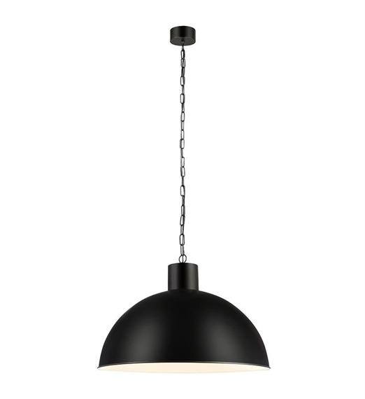 Markslojd Ekelund XL Zwis średnica 60 cm kolor czarny