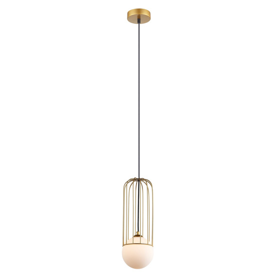 Matty MDM-3939/1 GD Lampa Wisząca Italux