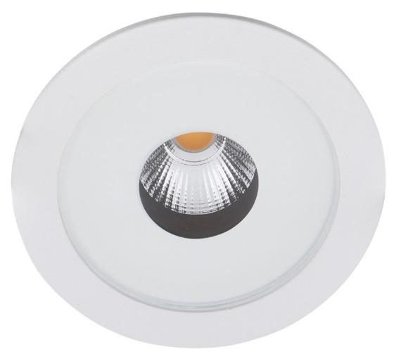 MaxLight Plazma Wpust biały H0089