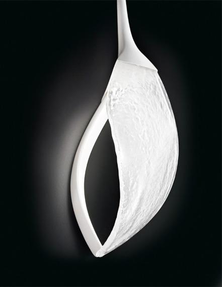 NIA S Oprawa Wisząca białą LED Leucos nowoczesna