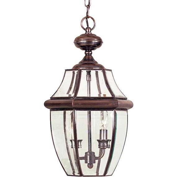 Newbury QZ/NEWBURY8/L AC Lampa wisząca Elstead Lighting