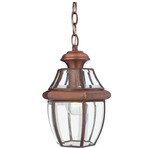 Newbury QZ/NEWBURY8/M AC Lampa wisząca Elstead Lighting
