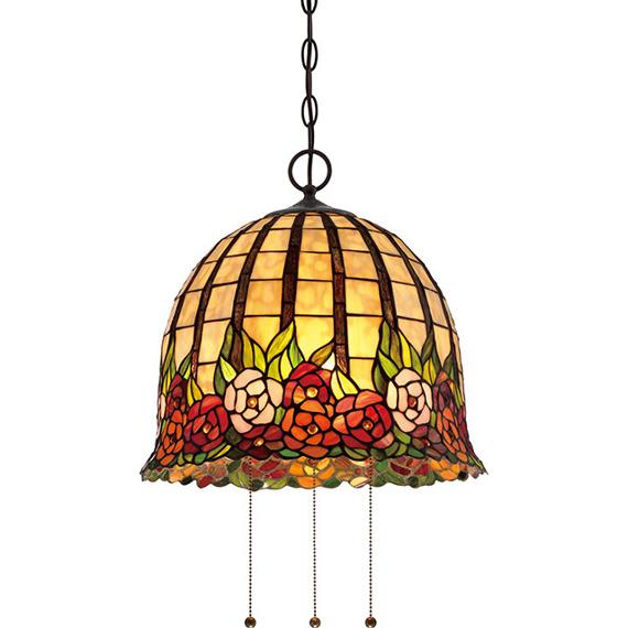 Oprawa Wisząca Elstead Lighting Rosecliffe QZ/ROSECLIFFE/P