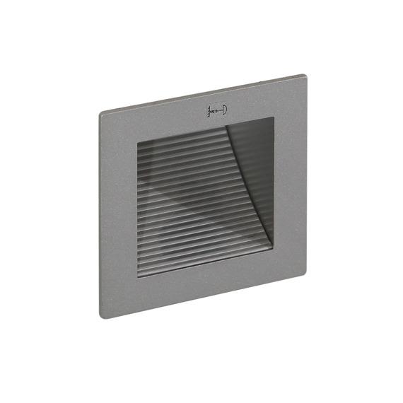Oprawa schodowa Tenso Italux srebrny 3,7cm