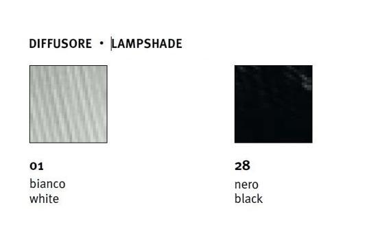 PARIGI LS 5/241 biała Lampa Sufitowa 80 cm Sillux