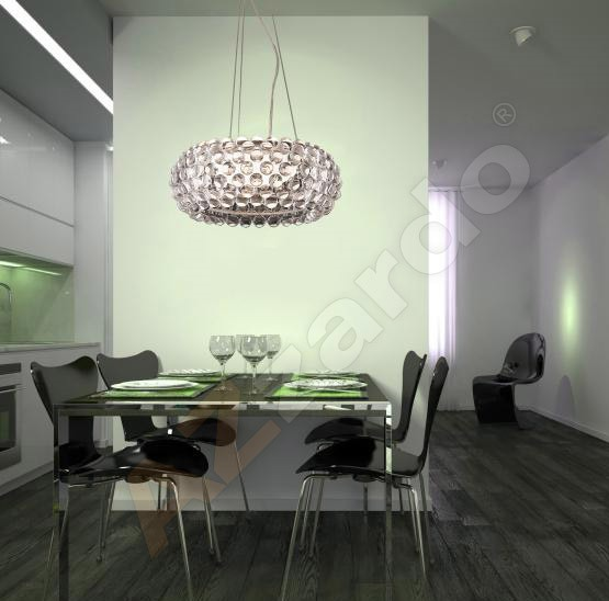 Plafon AZZARDO Acrylio 50 Top AZ0053
