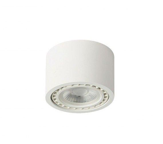 Reflektor sufitowy Biały Azzardo Eco Alix AZ3492