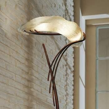 Sillux ROMA PI 3/230 bursztynowa/miedziana Lampa podłogowa