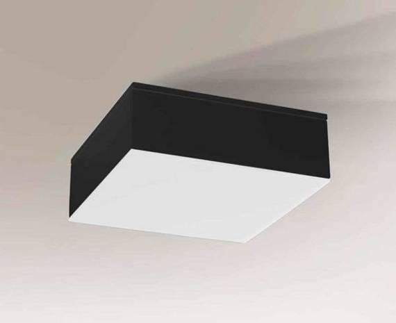 Tottori IL 1236 Shilo Czarny Lampa sufitowa