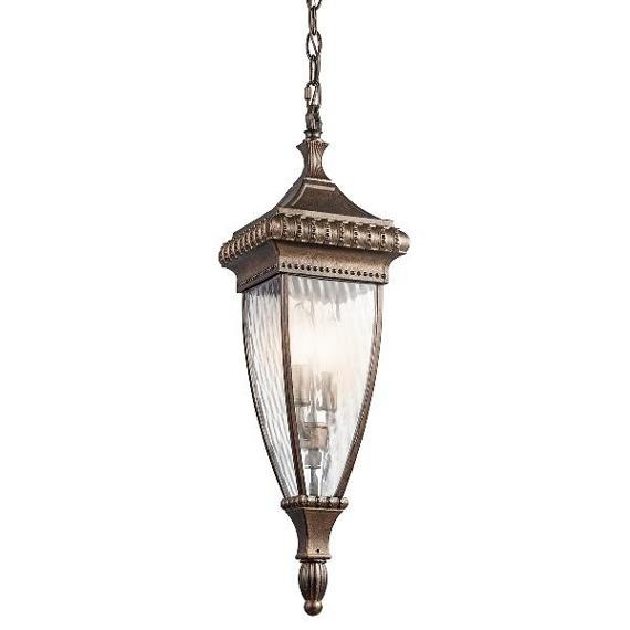 Venetian Rain KL/VENETIAN8/M Lampa wisząca Elstead Lighting