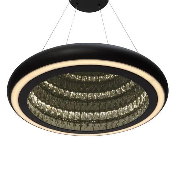 Żyrandol Berella Light Zoja 65BK BL5441