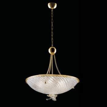Żyrandol Lampa Vintage RE LA