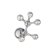 Ideal Lux Nodi Cromo AP5 Kinkiet